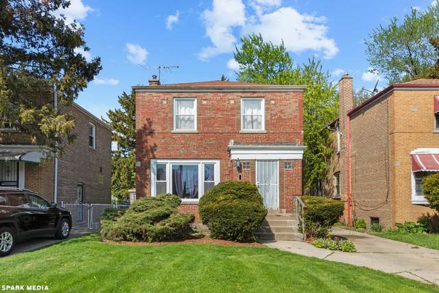 7630 S Hoyne Avenue, Chicago, IL 60620 (MLS #11247320) :: Littlefield Group