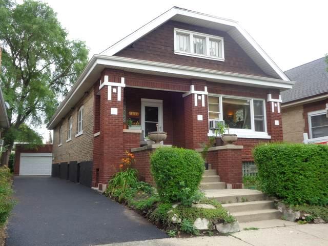 2117 East Avenue, Berwyn, IL 60402 (MLS #11247324) :: Lewke Partners - Keller Williams Success Realty