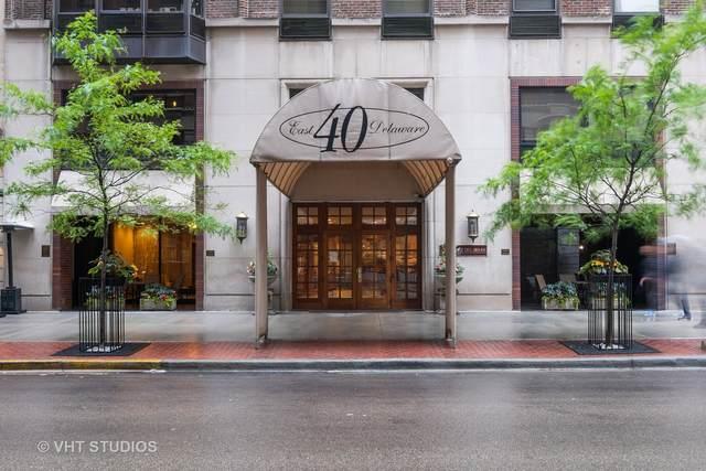 40 E Delaware Place #801, Chicago, IL 60611 (MLS #11247329) :: Littlefield Group