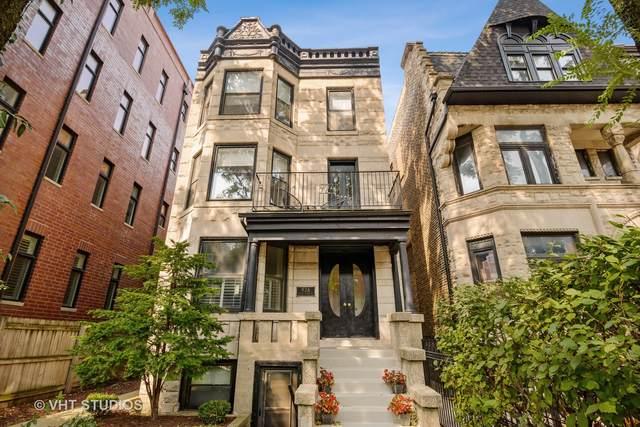 924 W Fullerton Avenue #1, Chicago, IL 60614 (MLS #11247330) :: Littlefield Group