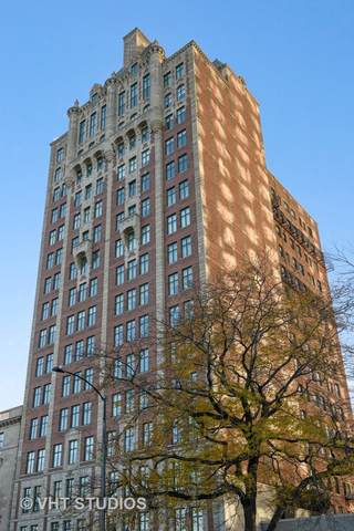 1540 N Lake Shore Drive 7N, Chicago, IL 60610 (MLS #11247331) :: Littlefield Group