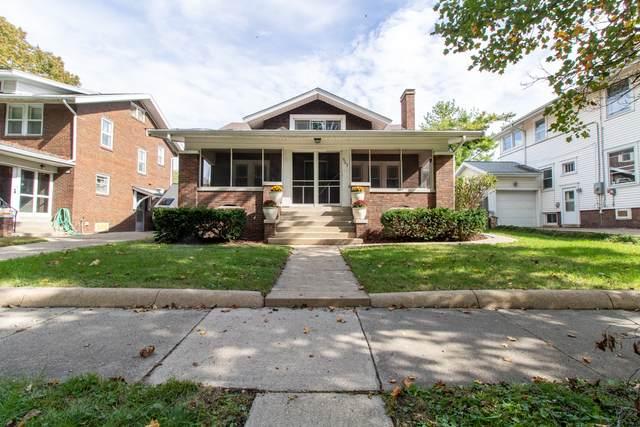 907 N Evans Street, Bloomington, IL 61701 (MLS #11247352) :: Jacqui Miller Homes