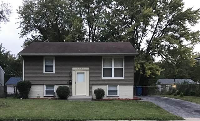 2907 225th Street, Sauk Village, IL 60411 (MLS #11247353) :: John Lyons Real Estate