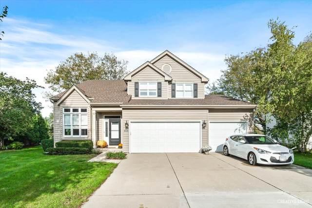 2560 Westminster Lane, Aurora, IL 60506 (MLS #11247362) :: John Lyons Real Estate