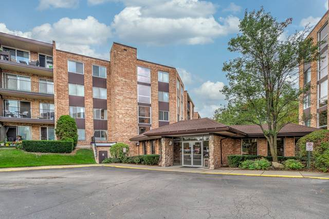 1103 S Hunt Club Drive #129, Mount Prospect, IL 60056 (MLS #11247363) :: Rossi and Taylor Realty Group