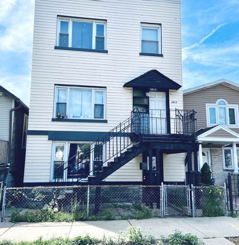 3812 S Parnell Avenue, Chicago, IL 60609 (MLS #11247384) :: Littlefield Group