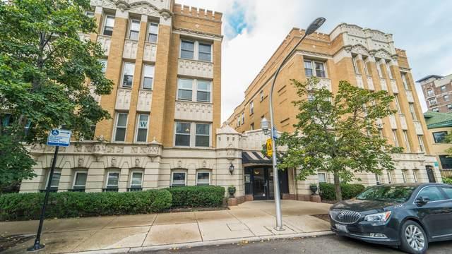 4240 N Clarendon Avenue 413N, Chicago, IL 60613 (MLS #11247393) :: John Lyons Real Estate
