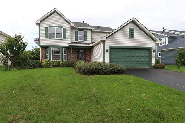 1309 Wabena Avenue, Minooka, IL 60447 (MLS #11247411) :: Rossi and Taylor Realty Group