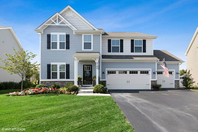 3140 Newport Lane, Wadsworth, IL 60083 (MLS #11247452) :: Suburban Life Realty