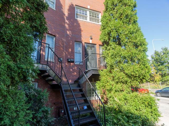 2640 N Avondale Avenue H, Chicago, IL 60647 (MLS #11247463) :: Janet Jurich