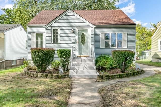 18536 Miller Drive, Lansing, IL 60438 (MLS #11247465) :: Littlefield Group