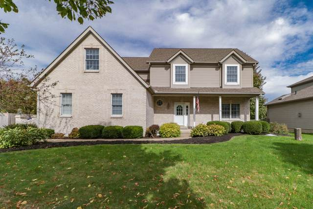 14 Shoal Creek Court, Bloomington, IL 61704 (MLS #11247466) :: Littlefield Group