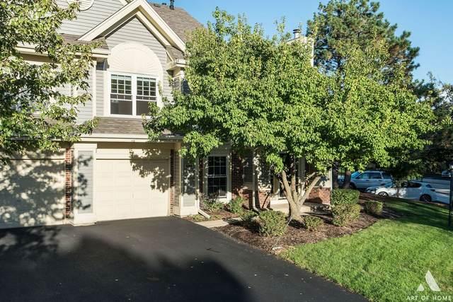 1282 Old Mill Lane #1282, Elk Grove Village, IL 60007 (MLS #11247491) :: John Lyons Real Estate