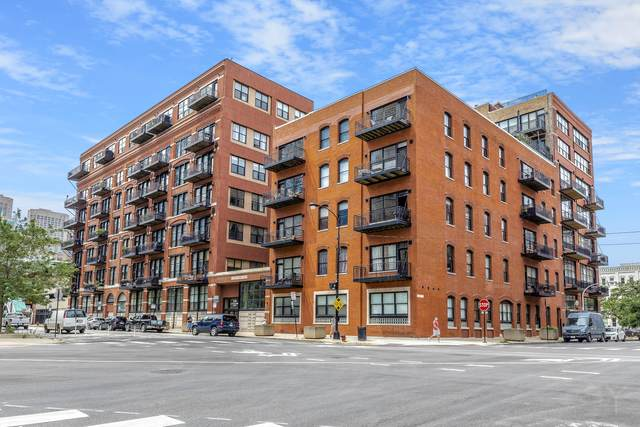 226 N Clinton Street #613, Chicago, IL 60661 (MLS #11247531) :: Lux Home Chicago