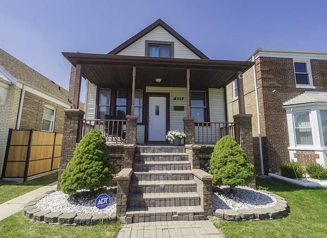 6124 S Kildare Avenue, Chicago, IL 60629 (MLS #11247561) :: John Lyons Real Estate