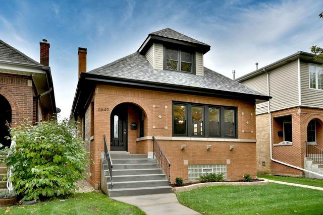 6649 W Hayes Avenue, Chicago, IL 60631 (MLS #11247563) :: John Lyons Real Estate