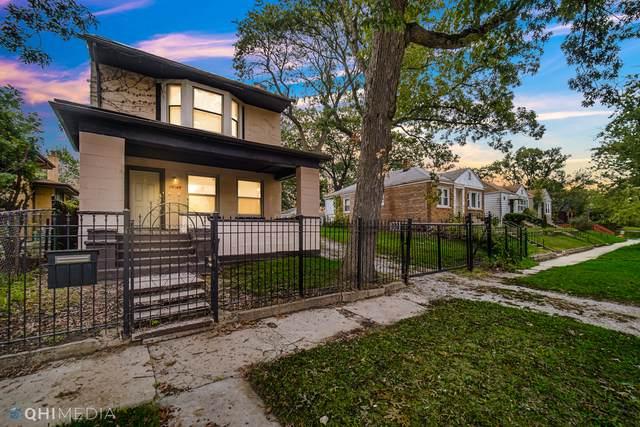 12043 S Stewart Avenue, Chicago, IL 60628 (MLS #11247568) :: Littlefield Group