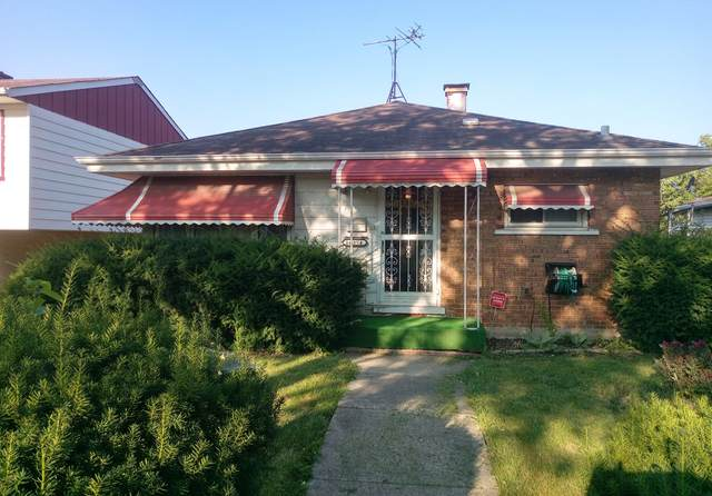 16354 Justine Street, Markham, IL 60428 (MLS #11247581) :: John Lyons Real Estate