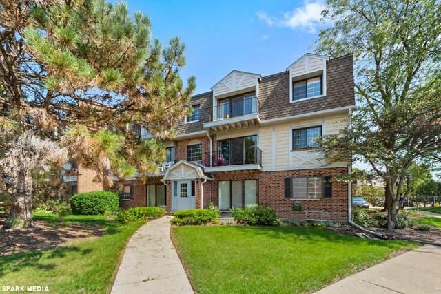 3245 Milwaukee Avenue F, Northbrook, IL 60062 (MLS #11247584) :: Littlefield Group