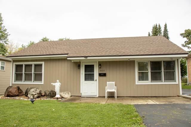505 E Pomeroy Street, West Chicago, IL 60185 (MLS #11247586) :: Ryan Dallas Real Estate