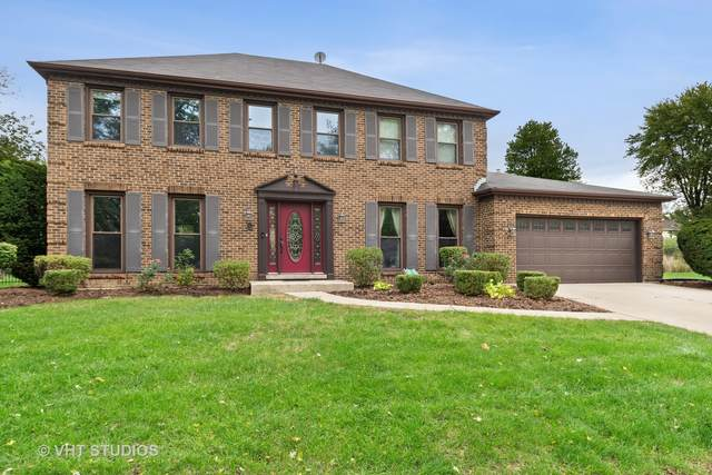 1405 Ridgely Court, Naperville, IL 60540 (MLS #11247608) :: Charles Rutenberg Realty