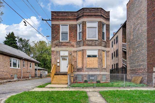 64 E 68th Street, Chicago, IL 60637 (MLS #11247640) :: Littlefield Group