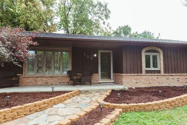 757 Tanglewood Lane, Frankfort, IL 60423 (MLS #11247646) :: John Lyons Real Estate