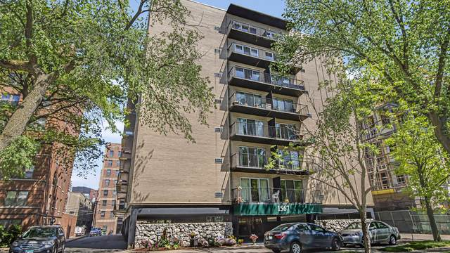 1567 Ridge Avenue #604, Evanston, IL 60201 (MLS #11247653) :: Rossi and Taylor Realty Group