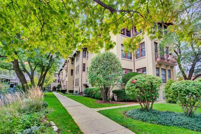 949 Lake Street D2, Oak Park, IL 60301 (MLS #11247666) :: John Lyons Real Estate