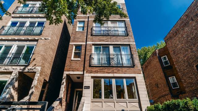 2316 W Harrison Street #1, Chicago, IL 60612 (MLS #11247694) :: Littlefield Group