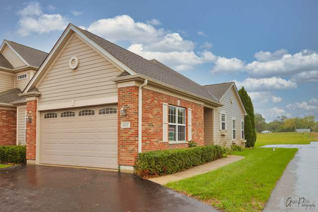 611 W Wegner Road #1, Lakemoor, IL 60051 (MLS #11247698) :: Janet Jurich