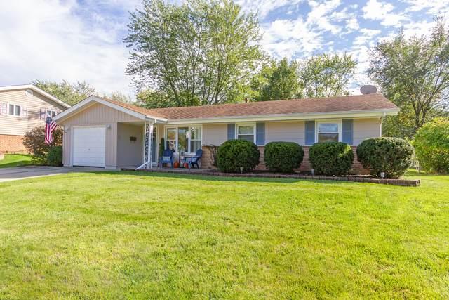 1521 Arlington Lane, Schaumburg, IL 60193 (MLS #11247707) :: John Lyons Real Estate