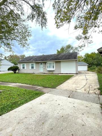 2818 Nichols Drive, Sauk Village, IL 60411 (MLS #11247723) :: John Lyons Real Estate