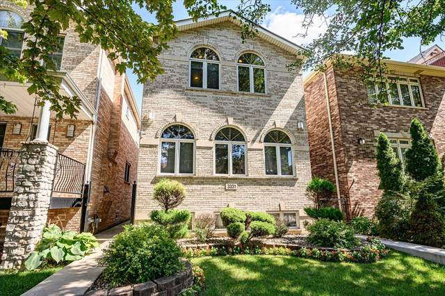 3331 S Parnell Avenue, Chicago, IL 60616 (MLS #11247726) :: Littlefield Group