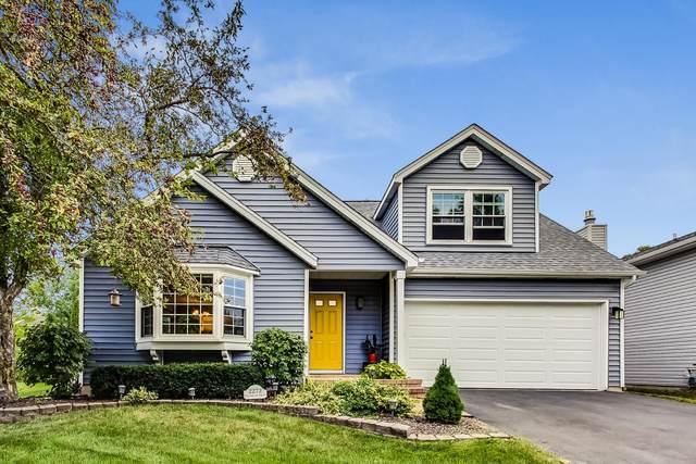 2272 Salisbury Drive, Naperville, IL 60565 (MLS #11247727) :: John Lyons Real Estate