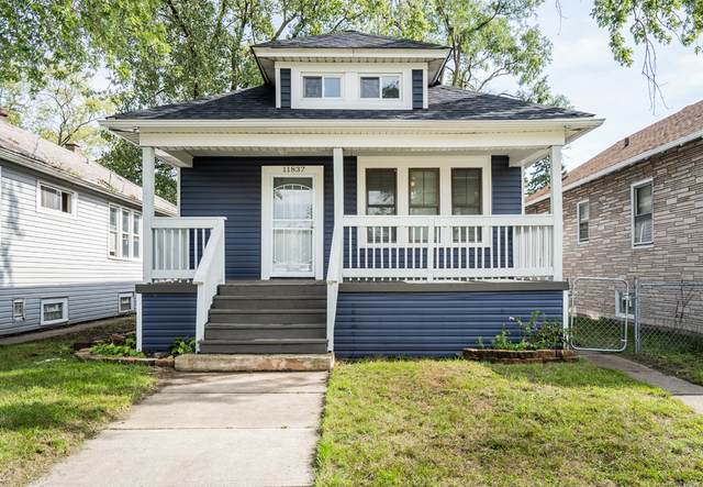 11837 S Parnell Avenue, Chicago, IL 60628 (MLS #11247740) :: Littlefield Group