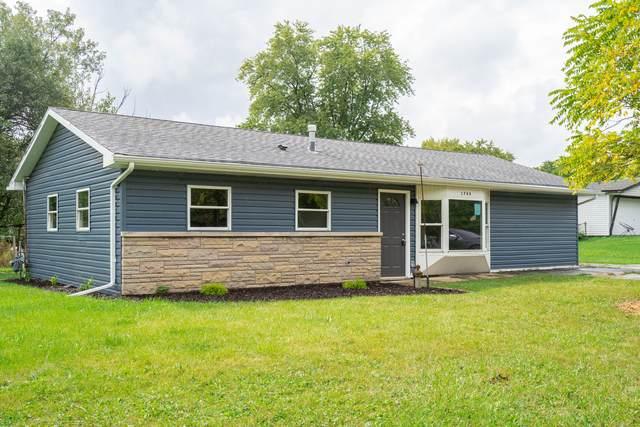 1744 222nd Place, Sauk Village, IL 60411 (MLS #11247796) :: John Lyons Real Estate