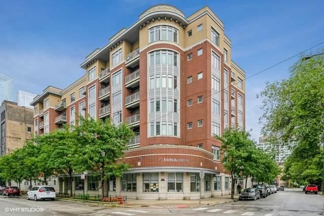 657 W Fulton Street #502, Chicago, IL 60661 (MLS #11247798) :: Littlefield Group