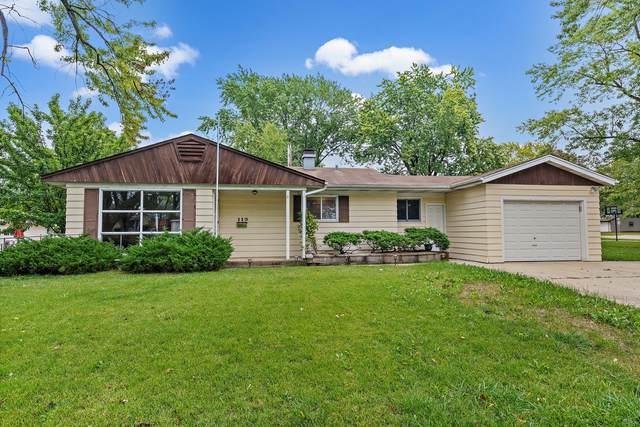 119 Hickory Drive, Carpentersville, IL 60110 (MLS #11247807) :: John Lyons Real Estate