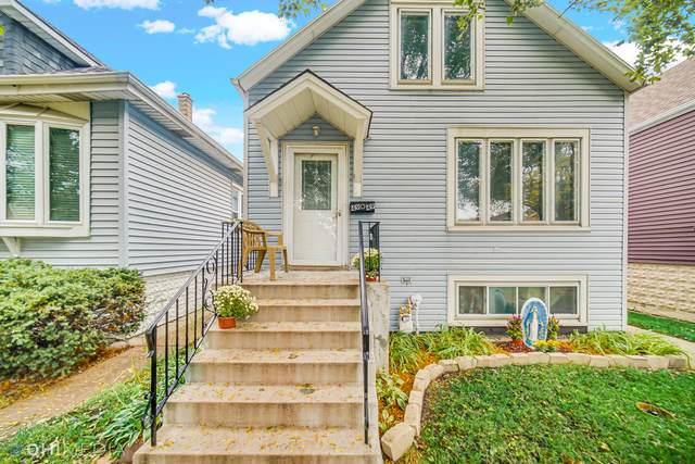 4949 S Komensky Avenue, Chicago, IL 60632 (MLS #11247810) :: Rossi and Taylor Realty Group