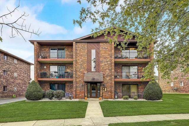 7925 Paxton Avenue 3A, Tinley Park, IL 60477 (MLS #11247819) :: The Wexler Group at Keller Williams Preferred Realty