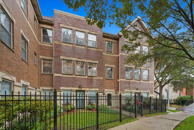4100 S Drexel Boulevard 3A, Chicago, IL 60653 (MLS #11247828) :: Littlefield Group