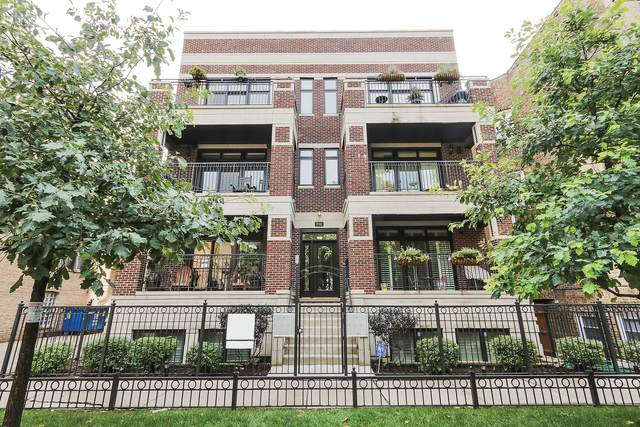 2741 N Mildred Avenue 1S, Chicago, IL 60614 (MLS #11247830) :: John Lyons Real Estate