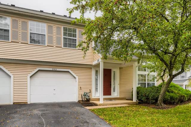 202 Ivy Court, Streamwood, IL 60107 (MLS #11247833) :: Rossi and Taylor Realty Group