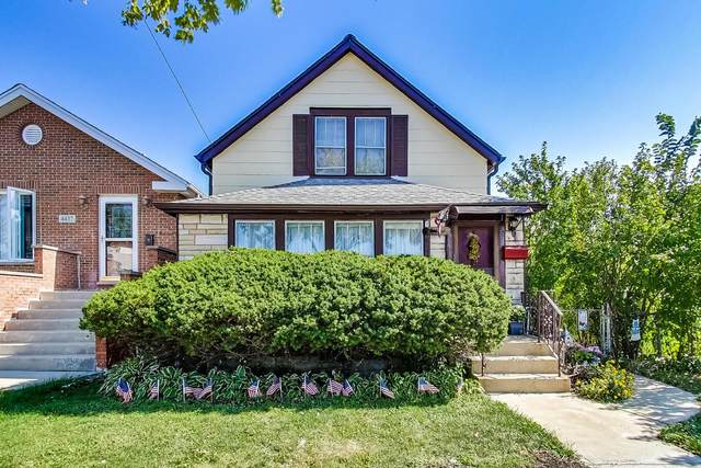 4435 N Newland Avenue, Harwood Heights, IL 60706 (MLS #11247864) :: The Wexler Group at Keller Williams Preferred Realty