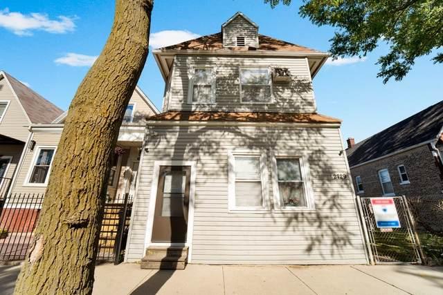2729 S Keeler Avenue, Chicago, IL 60623 (MLS #11247871) :: John Lyons Real Estate