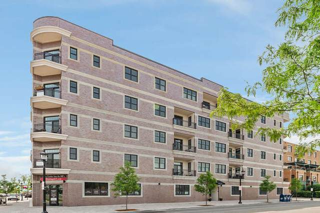 105 S Cottage Hill Avenue #302, Elmhurst, IL 60126 (MLS #11247872) :: Rossi and Taylor Realty Group