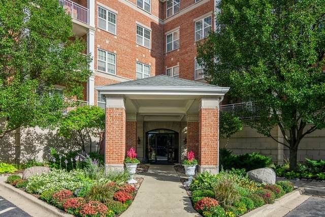 101 Pointe Drive #107, Northbrook, IL 60062 (MLS #11247882) :: Littlefield Group