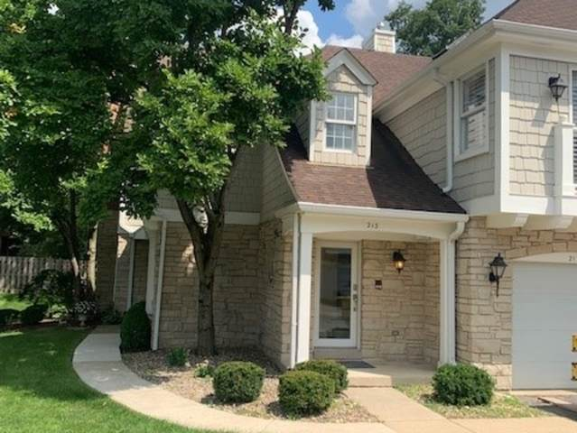 213 Racquet Club Court #213, Hinsdale, IL 60521 (MLS #11247904) :: Rossi and Taylor Realty Group