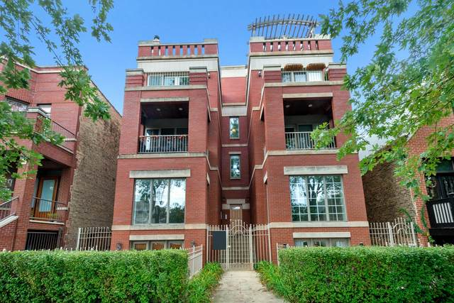 2140 W Haddon Avenue 3W, Chicago, IL 60622 (MLS #11247918) :: Rossi and Taylor Realty Group
